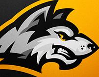 West Sydney Wolves - Mascot logo