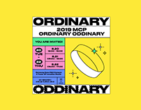 2019 MCP: Ordinary Oddinary
