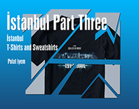 İstanbul T-Shirts and Sweatshirts Part Three