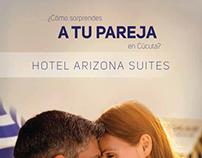 Hotel Arizona  -  Rebrand Campaign
