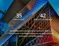 Architect - Interior Design WordPress Theme