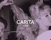 CARITA •• beauty collections identity