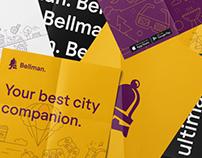 Bellman App - Branding & UI Design