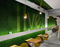 iLive cafe