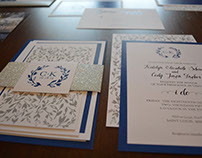Cody & Katie Invitation Suite