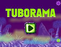 Tuborama - Game art and Game design