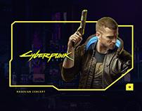 Cyberpunk 2077 - Design Concept