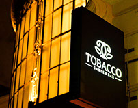 TOBACCO Garden Bar /Logo