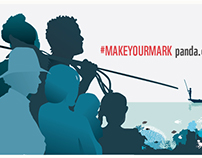 #MAKEYOURMARK Belize Social Media Infographic Campaign