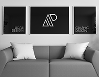 Logo & Identity Design (Personal Brand)
