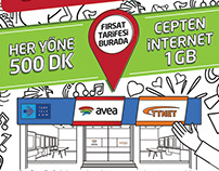 TÜRK TELEKOM - AVEA - TTNET Mobile - Internet - Home Ph