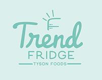 Tyson Foods Trend Fridge Logo