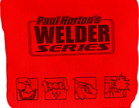 Welder Series Rags