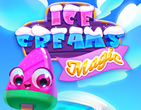 Ice Creams Magic
