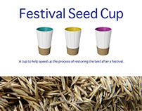 Festival Seed Cup