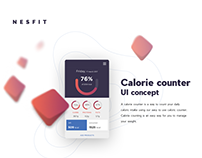 Nesfit calorie counter