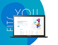 Fits You : Job Portal with Intuitive Design
