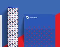 Digital Bank - Branding