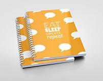 Socialize Notebooks Branding