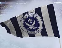 Spennymoor Voltigeur FC - Branding