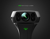 XIRO-二代无人机壁障器设计(个人原创设计)