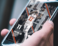 Cleveland Browns iPhone Wallpapers