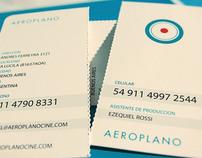 Identity Aeroplano