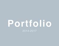 Portfolio 2014-2017