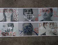 i m p e r f e i t o - post cards project