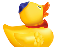 Mesh Tool Rubber Duck