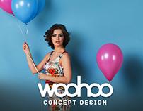 Woohoo - Redesign Concept