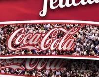 Coca-Cola Retratos de la Felicidad