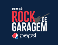 Rock de Garagem Pepsi
