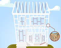 Strawn Home Construction   Graphic Design