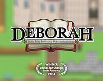 Deborah | Coursera/USP Game (2014)