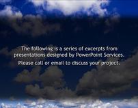 PowerPoint Services - PORTFOLIO