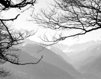 Pyrénées Mountains
