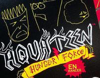 Adult Swim - Aqua Teen Hunger Force CMJ Enhanced CD