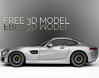 Mercedes-AMG GT | Free 3D model