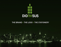 DIONYSUS Branding