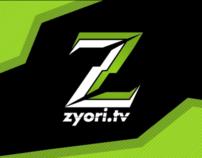 Zyori.tv Logo