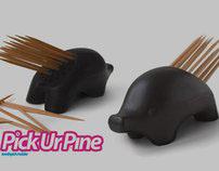 Pick-Ur-Pine Toothpick holder