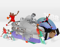 Nike Jordan Brand - History of Flight