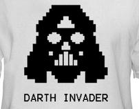 Darth Invader - T-shirt