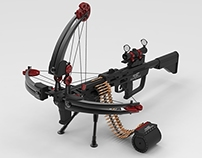 Crossbow ( GAME CONCEPT )