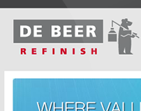 De Beer Web Design