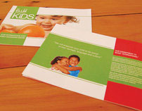 Elim Kids Promotional Brochure