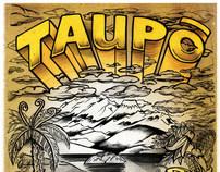Daniel Tippett - Taupō Rulz Exhibition