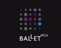 Ballet logo design and identity