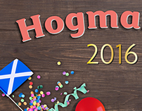 Morrisons Hogmanay (Happy New Year) Event
